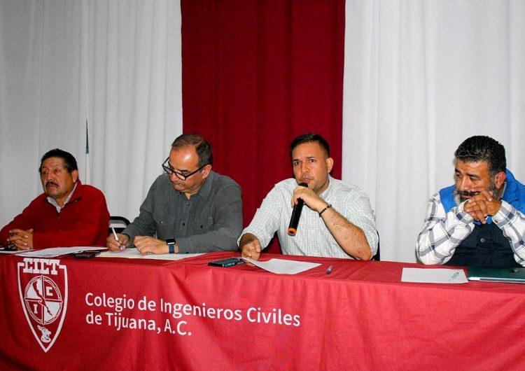 Preocupa a ingenieros que fenómeno migratorio afecte a Tijuana