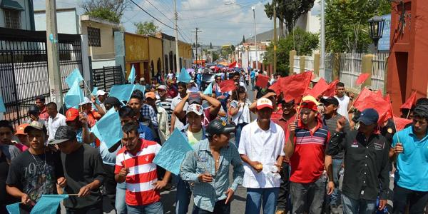 La Caravana Migrante ya se espera en Coahuila