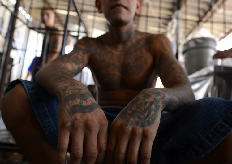 501 pandilleros a la cárcel: así intenta El Salvador frenar la violencia en el país