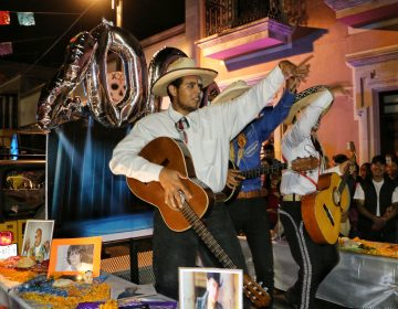 Se inauguró el Festival Tú y las Calaveras en Calvillo