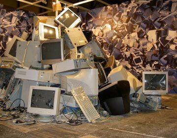 Se generan hasta 12 toneladas de basura tecnológica al año en Aguascalientes
