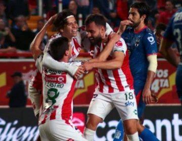 Se despide Necaxa del Victoria con empate ante Monterrey