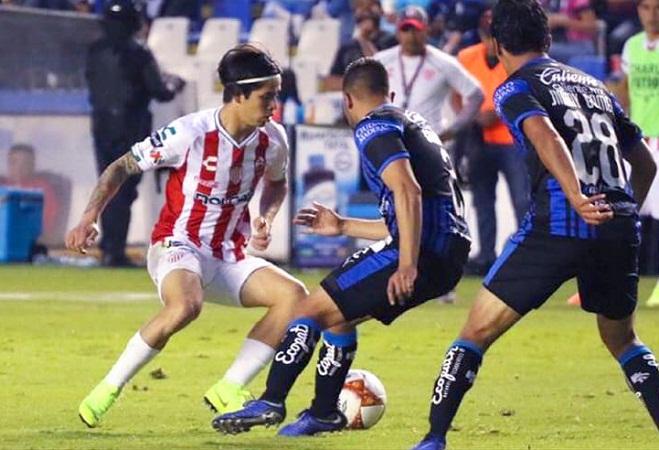 Cierra Necaxa con derrota el Apertura 2018