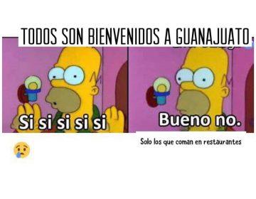 """Estos son los mejores memes que han circulado en redes sociales tras las declaraciones del alcalde de Guanajuato sobre """"turistas pobres"""""""