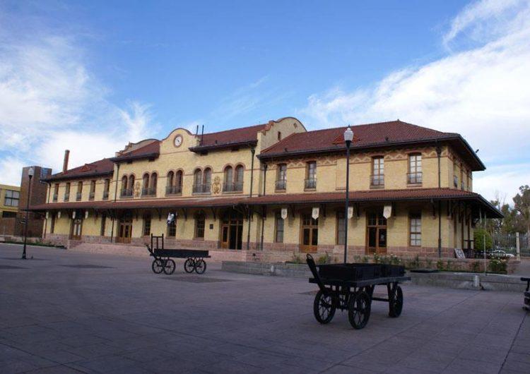 Arquitectura Ferroviaria: la memoria de una tradición