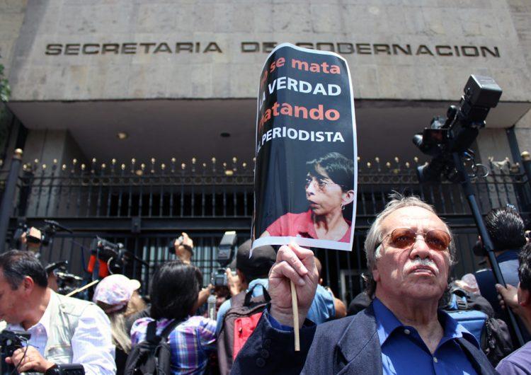 Asesinato de periodistas: crímenes impunes