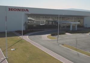Honda reanuda producción en Celaya