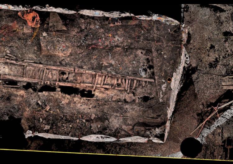 300 años después, encuentran en Quebec ruinas de una colonia francesa