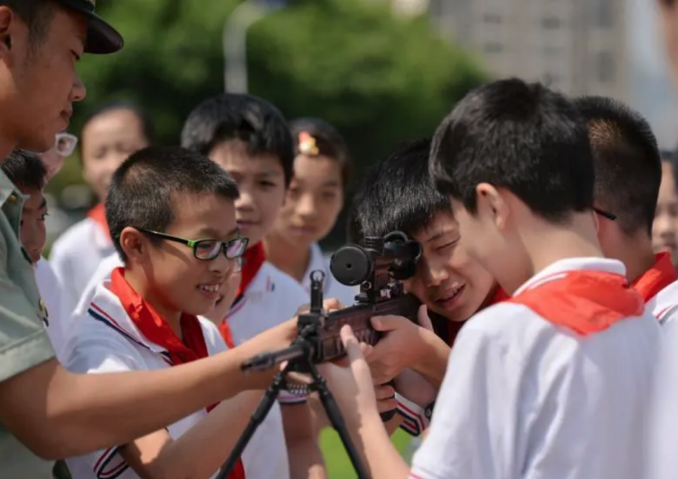 China recluta a sus jóvenes más brillantes para desarrollar armas de inteligencia artificial