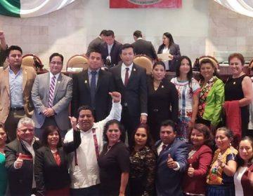 Rechaza Morena fractura de bancada en LXIV Legislatura