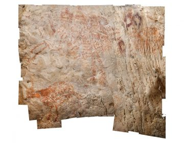 Encuentran el vestigio rupestre más antiguo del mundo: pinturas de 40 mil años en Asia