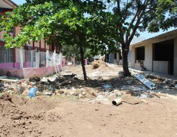 """""""Amarró"""" Escuelas al CIEN recursos para reconstrucción en Oaxaca"""