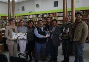 Crea taller literario nuevos escritores aguascalentenses