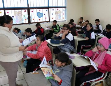 Por frío directores de escuelas podrán decidir horario de entrada a clase: IEA