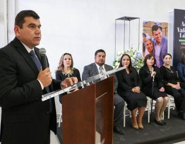 Presentó en Calvillo Segundo Informe de Gobierno Adán Valdivia López