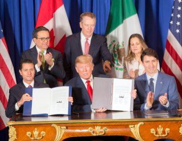 México, EE.UU. y Canadá firman el T-MEC, pero ¿qué falta para que el tratado entre en vigor?