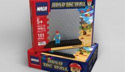 """""""Construye el muro"""": Empresa estadounidense se inspira en LEGO y…"""