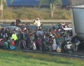 La Caravana Migrante llega a Guadalajara