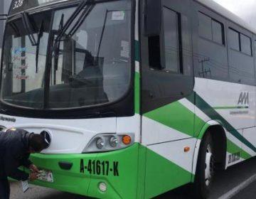Por incumplir el reglamento, 15 autobuses son multados
