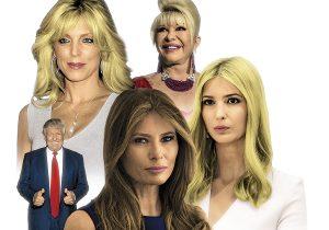Mujeres marca Trump