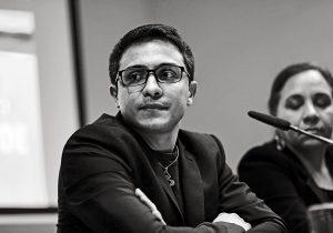 Nunca quebraron mi espíritu: Lorent Saleh, el activista que pasó por las más aterradoras prisiones de Venezuela