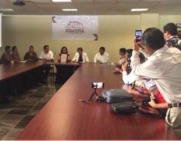 En medio de crisis, presenta Morena agenda legislativa