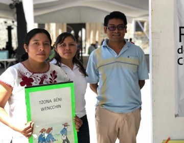 Con cuentos y juegos tradicionales rescatan zapoteco