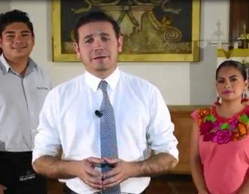 VIDEO: El alcalde de Guanajuato se disculpa en Twitter por comentarios sobre turistas de bajos recursos