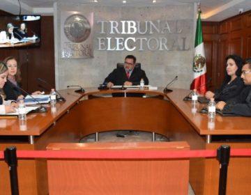 Suspende tribunal la elección del PAN