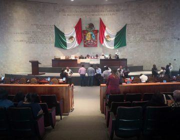 """Cede Morena comisiones """"clave"""" al PRI en Congreso de Oaxaca"""