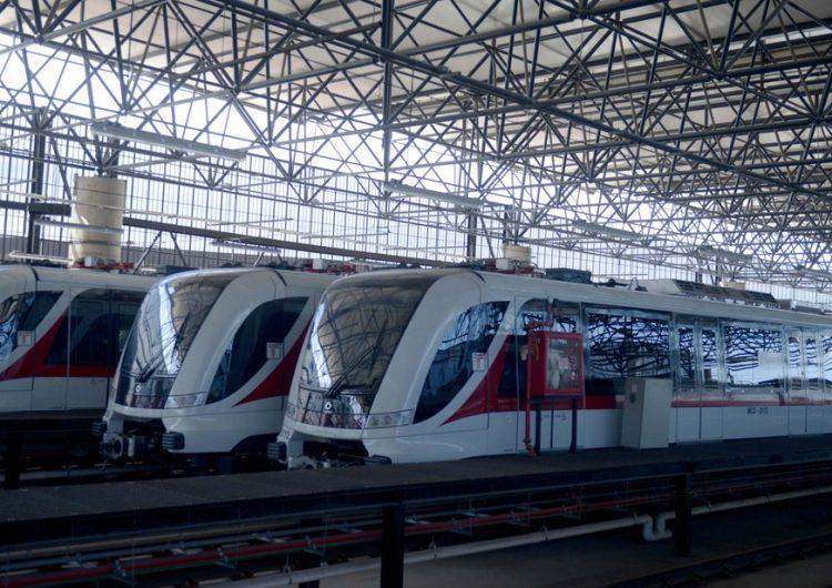 """Fallas en el Tren Eléctrico de Guadalajara """"son normales"""": Peña Nieto"""