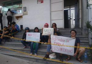 ¿En qué consiste el delito por el que manifestantes de San Ignacio siguen detenidos?