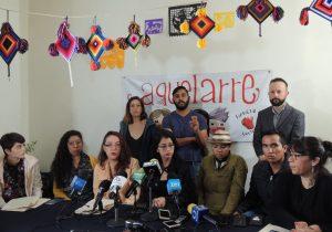 Denunciarán activistas detenidos violaciones a derechos humanos