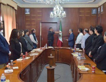 Es Fabián Guajardo nuevo Secretario de Seguridad Pública en Jesús María