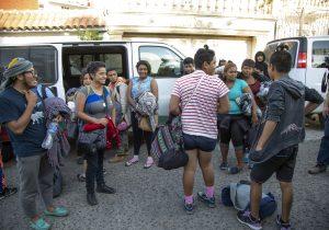 Pide Kiko Vega transparencia a caravana migrante