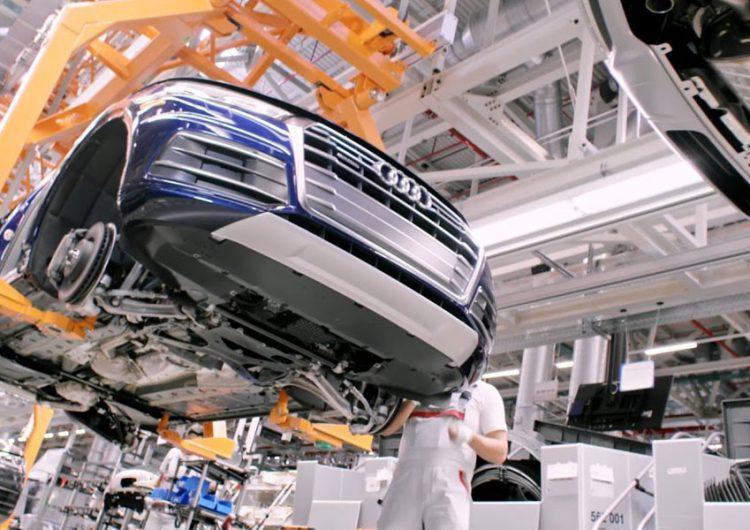 Alza salarial y de prestaciones en Audi superó el 13%, asegura el Sitaudi