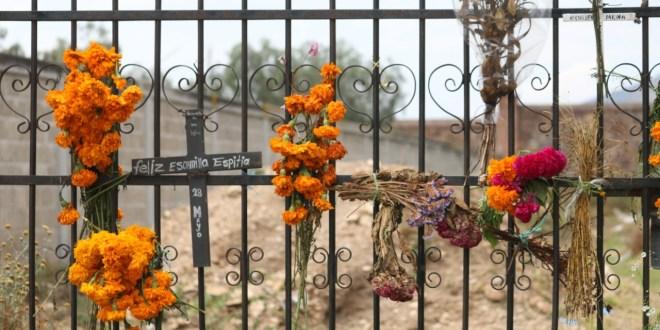 Los 30 muertos olvidados del panteón de Pachuca