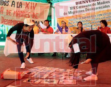 No más desapariciones ni muertes, pide Caravana de Madres migrantes en Puebla