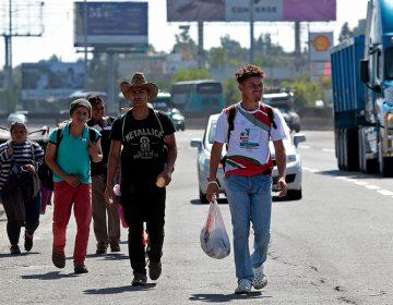 """Gobierno poblano reporta """"saldo blanco"""" en Caravana Migrante"""