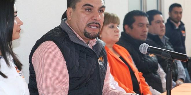 """""""Cabe"""" en SNTE MxM sin interés personal: Morales"""