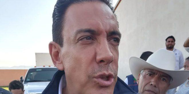 """Pide Fayad señalar a responsables de """"extorsión"""" tras suspensión de obra"""
