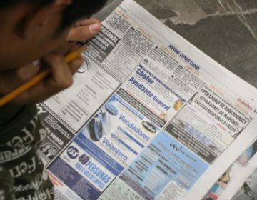 En Hidalgo, 40 mil personas no tienen trabajo