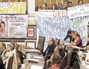 Nuevo enfrentamiento en el Congreso local