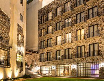 """Rosewood Puebla el """"Mejor hotel urbano al interior de la República"""""""