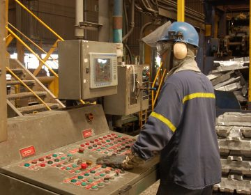 La actividad industrial en Querétaro va a la baja