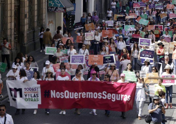 Piden a AMLO emitir Alerta de Género para Puebla, cuando inicie su gestión