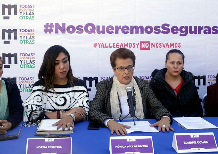 Realizarán marcha silenciosa contra la Violencia de Género en Puebla