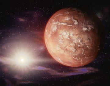 Cómo convertirse en habitante de Marte