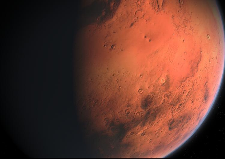 La sonda InSight lo logró: llega a Marte y envía la primera foto del planeta rojo