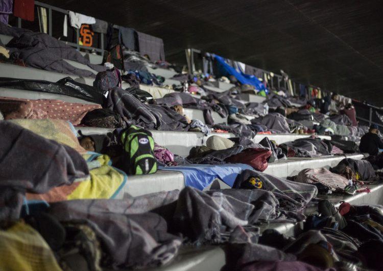 La caravana migrante está en CDMX: 4 puntos claves que debes saber
